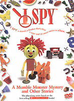 I Spy - A Mumble Monster Mystery and Other Stories - DVD