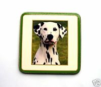 Dalmatian Dog Drinks Coaster Home Dog Owner Gift Christmas Stocking Filler