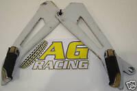 Yamaha YBR 125 YBR125 Pillon Foot Hanger Left & Right