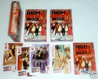 Playing Cards HIGH SCHOOL MUSICAL 3 Standard 52 Pack