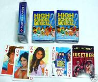 Playing Cards HIGH SCHOOL MUSICAL Standard 52 Pack Deck