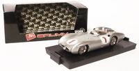 Brumm Mercedes W196C 1954 - J M Fangio World Champion 1/43 Scale