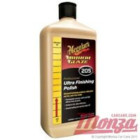 Meguiars M205 **DUAL ACTION OR ROTARY** Machine Car Ultra Finishing Polish  G220