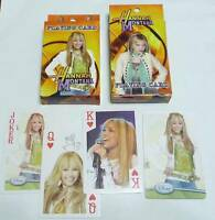 Playing Cards HANNAH MONTANA Standard 52 Pack Deck b