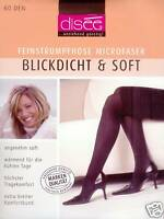 BLICKDICHT+SOFT  Microfaser-Strumpfhose, 60den, schoko, 38-40  *disee*