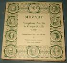 Mozart Symphony No.36 in C Major (K.425) Linz MMS-1