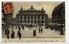 75*PARIS-La Place de l'Opera et l'Academie Nationale de