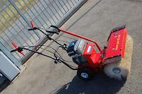 Schneekehrmashine pe-do FKM 60 Kehrmaschine 5,5PS Vorführgerät in Top-Zustand!