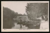 Beds BEDFORD Stone Bridge 1907 RP PPC