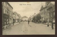 Bucks MARLOW High St early PPC