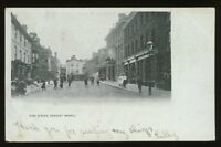 Bucks NEWPORT PAGNELL High St 1904 RP PPC