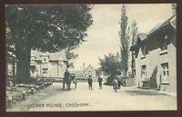 Bucks CHESHAM Latimer Village early PPC