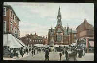 Beds LUTON George St Market Hall early PPC