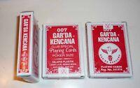 Playing Cards GAR'DA KENCANA 52 Joker Pack Deck Red Indonesia 2011