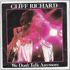 RICHARD Cliff Vinyle 45T 7 SP WE DON'T TALK ANYMORE