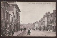Leicestershire ASHBY-DE-LA-ZOUCH Market St PPC