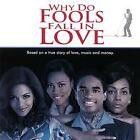 WHY DO FOOLS FALL IN LOVE - COLONNA SONORA - CD USATO