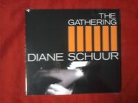 SCHUUR DIANE - THE GATHERING. DIGIPACK SEALED CD.