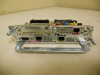 Cisco NM-1FE1R2W Network Module with WIC-1B-U Card