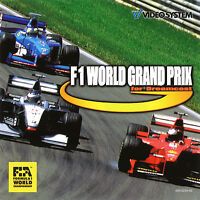 RARE neuf emballé!!! F1 World Grand Prix - Jeu Dreamcast