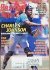 CHARLES JOHNSON FLORIDA MARLINS 1998 February BASEBALL DIGEST