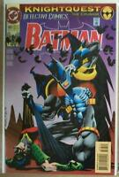 BATMAN DETECTIVE COMICS KNIGHTFALL #668