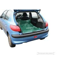 SILVERLINE CAR BOOT PROTECTIVE COVER LINER WATERPROOF DURABLE