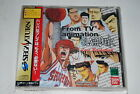 From TV Animation Slam Dunk - Sega Saturn - Complet w/ spine card - Version JAP