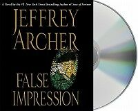 False Impression NEW by Jeffrey Archer