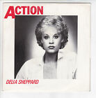 """SHEPPARD Delia Vinyl 45 tours SP 7"""" ACTION - THE THING I LIKE BEST - APACHE RARE"""