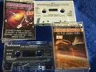 lot 2 K7 AUDIO cassette SYNTHETISEUR n°3-5 les plus grand themes & CLASSIQUES