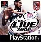 PLAYSTATION 1 NBA LIVE 2000 PAL ITALIANO PSX PS1 PSONE COMPLETO