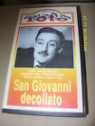 SAN GIOVANNI DECOLLATO- TOTO' - VHS - ED. LEGOCART - RARA!!