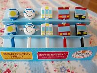 Pack of Bento Lunch Box Food Picks - Vehicles
