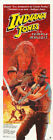 affiche INDIANA JONES AND THE TEMPLE OF DOOM - SPIELBERG - Harrison FORD