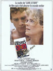 affiche OLIVER'S STORY - KORTY - Ryan O'NEAL