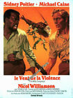 affiche WILBY CONSPIRACY (the) - NELSON - Michael CAINE
