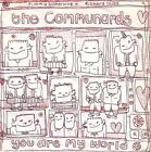 "45 TOURS THE COMMUNARDS ""You Are My World / Dreadline Britain"" 1985"