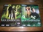 LES 2 COFFRETS DVD INTEGRALE LES EXPERTS SAISONS 2 - 6 DVD 23 EPISODES + BONUS