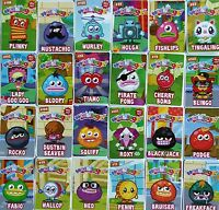 MOSHI MONSTERS MOSHLING SERIES 2 CODE CARDS Choose Pick your own ! FREE P&P!