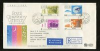 HONG KONG 1983 OBSERVATORY REGIST.ILLUSTRATED FIRST DAY COVER