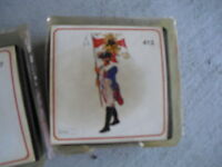 Unique Vintage Prince August Rubber Toy Soldier Mold #412