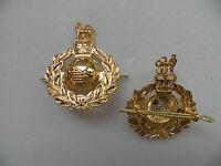 Royal Marine O/R's Cap badge, new + un-issued.