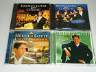 HELMUT LOTTI CD SAMMLUNG GOES CLASSIC 1 & 2 LATINO ROMANTIC GOLDEN SYMPHONIC ORC
