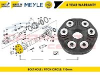 FOR BMW 330 330D 3 SERIES E46 PROPSHAFT COUPLING 26111229754 26117572664 MANUAL