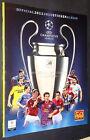 Album Panini UEFA CHAMPIONS LEAGUE Vuoto Empty 2011-12