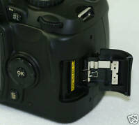Nikon Genuine SD Memory Card Door Cover D3100 D 3100