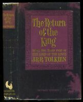 Tolkien, JRR: Lord of the Rings Trilogy HB/DJ American 1st/1st&2nd (Rev ed '67)