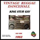 KING STURGAV IN NEW YORK 1983 LIVE DANCE CD