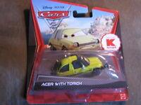 Disney Pixar Cars 2 Kmart Days 8 ACER with TORCH